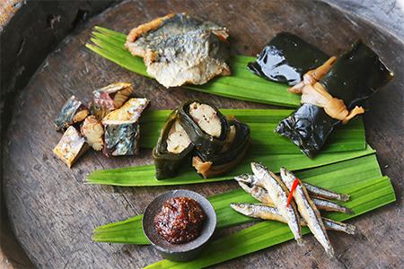 0016 お魚惣菜詰合せ