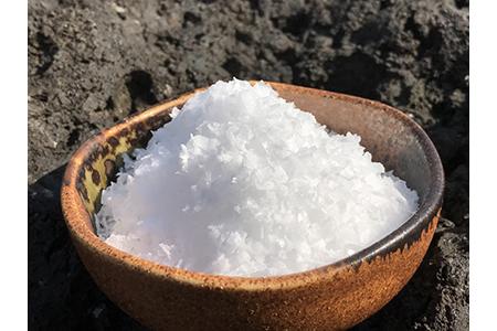 0074 大粒の粗塩(袋) 200g