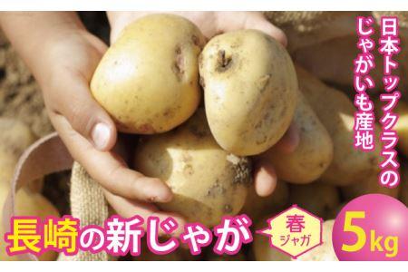 飛子の馬鈴薯5kg(春じゃが)