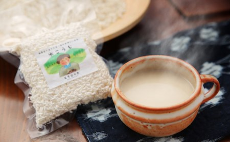 A6-0701 甘酒づくりにも!工房菜々色の米こうじセット