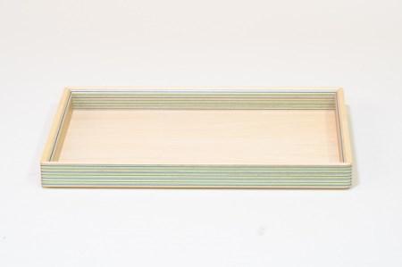 【ウッドデザイン賞受賞】木製書類トレイ Villa A4