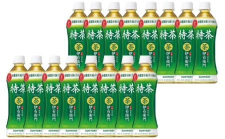 サントリー緑茶 伊右衛門 特茶(特定保健用食品)500ml×24本