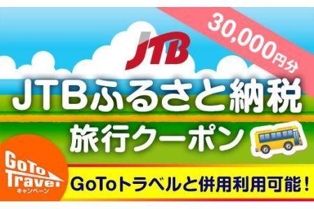 【別府市、別府温泉】JTBふるさと納税旅行クーポン(30,000円分)