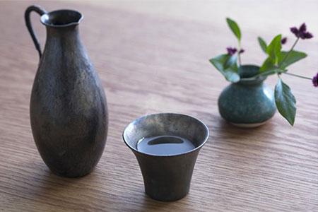 [№5632-0006]千羽鶴「純米酒 生?(きもと)造り」、「本醸造」 セット