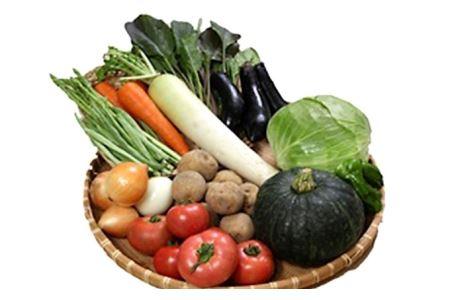 [№5632-0289]●新鮮な 旬の野菜の 詰合せ●