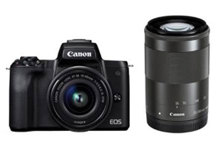 キヤノンミラーレスカメラ