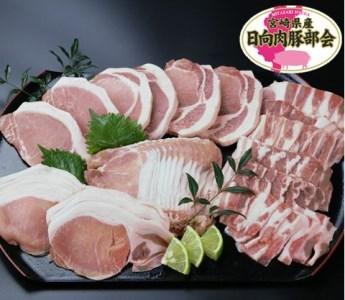 10-04 日向豚の盛りだくさんセット1.5kg