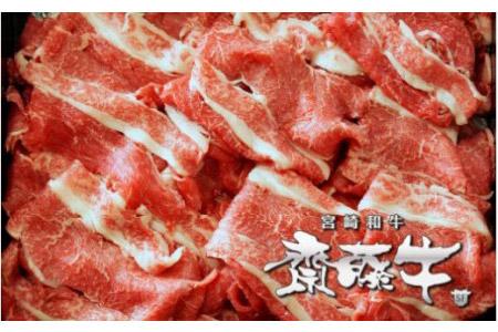 1.1-59 サイトーファーム 齋藤牛切り落とし1.5kg(お徳用)