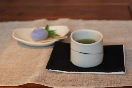 湯のみ&ソーサーのセット【A46】