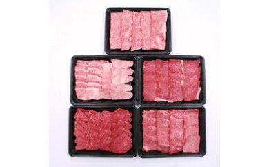 2HH-1 宮崎牛食べ比べ焼肉セット