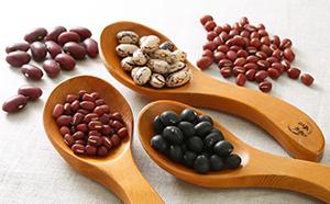十勝足寄町 党崎農場 5種の豆セット計2kg 令和元年産