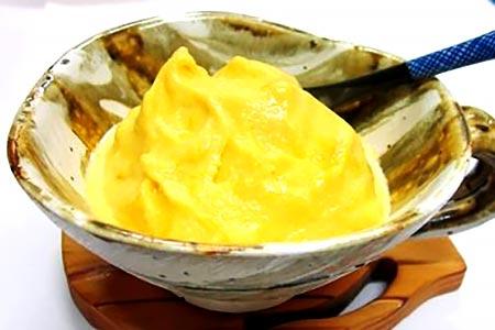 48 敏ちゃんかぼちゃアイスクリーム