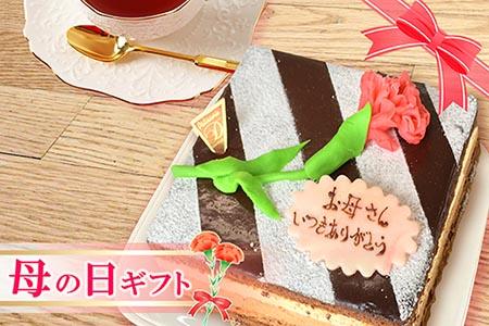 AA-473 【母の日ギフト】5層のチョコレートケーキ サンクショコラ