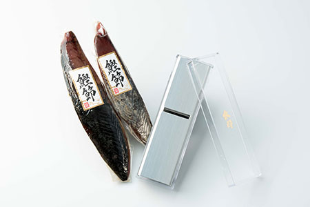 YY-23 枕崎産かつおぶし&ステンレス削り器「太郎」