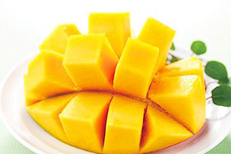 A5-2291/とろける甘さと芳醇な香り!国産完熟アップルマンゴー【数量・期間限定】900g~1kg