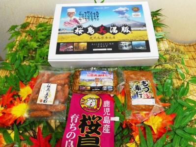 A1-0403/美湯豚加工品セット