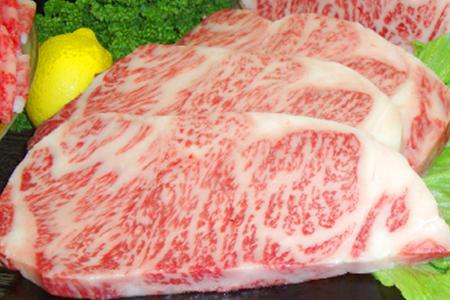 29-B-⑦ 曽於さくら牛ロースステーキ