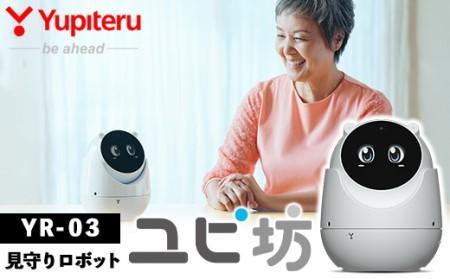 P2-002 ≪毎月数量限定≫Yupiteru見守りロボットユピ坊YR-03【ユピテル】