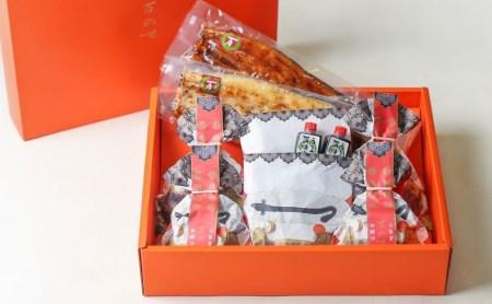 【鹿児島県産】うなぎの「万のせ」鰻満喫セット(4種)