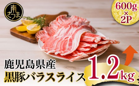 02-H12_鹿児島県産黒豚バラスライス1.2kg