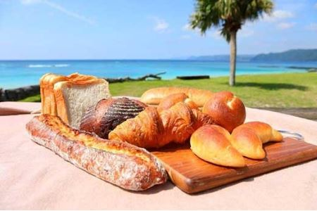 【晴れるベーカリー】食事パンのセット