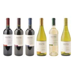 【2610-0009】チリワイン 品種別6本セット