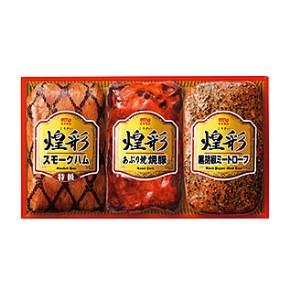【2610-0047】丸大食品 煌彩ハム3種セットA