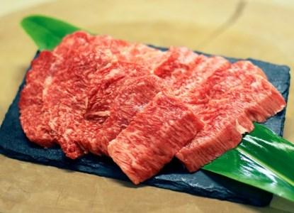 """鹿児島黒毛和牛 バラ(カルビ)焼肉用500g喜界島""""生まれ""""N-⑧"""