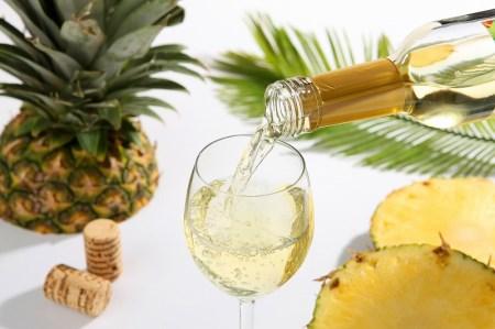 パイナップルワイン(甘口&辛口)セット