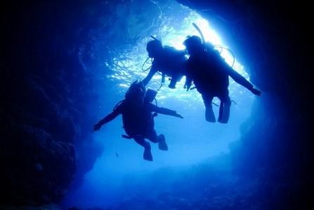 青の洞窟体験ダイビング【2名様】