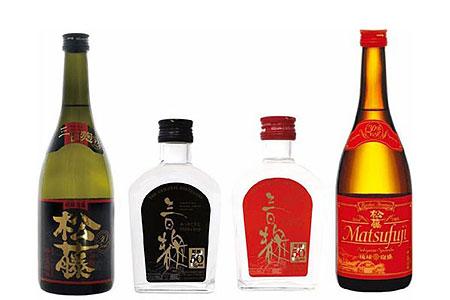 【松藤】泡盛酵母・黒糖酵母 飲み比べセット(50度原酒付き)