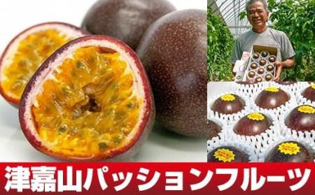 【2021年発送】津嘉山パッションフルーツ 約1kg