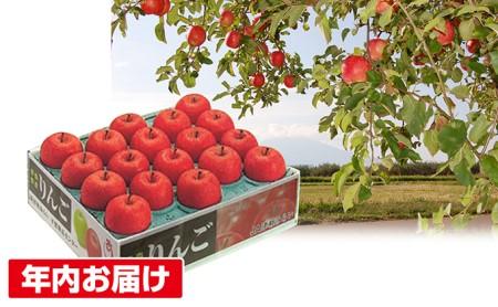 年内 蜜入り糖度14度以上サンふじ約5kg 青森県平川市産
