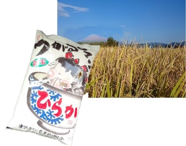 ひらか米5kg(平川市産つがるロマン精米)