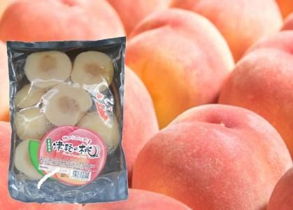 津軽の桃 桃のシロップ漬1.5kg