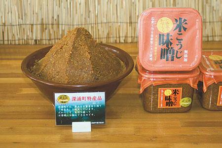 米こうじ味噌