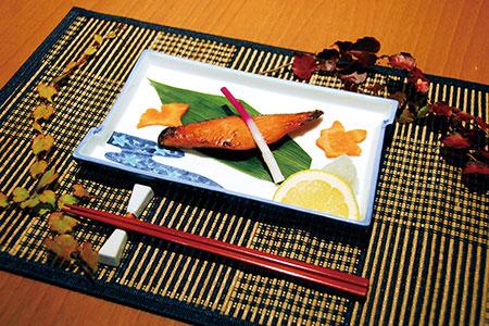 鮭の酒粕津軽味噌漬け A-12