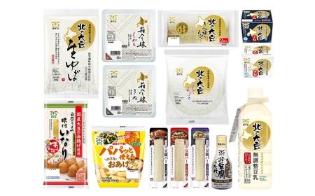 日光こだわり!名水の郷セット【生ゆば、豆乳、納豆、豆腐、揚げ、いなり】