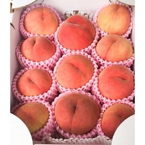 ももやの「桃」3kg(11~12個入り)1箱品