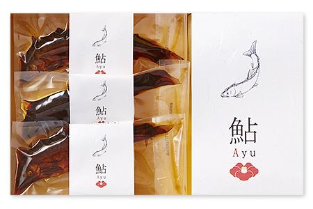 気仙川 鮎の甘露煮