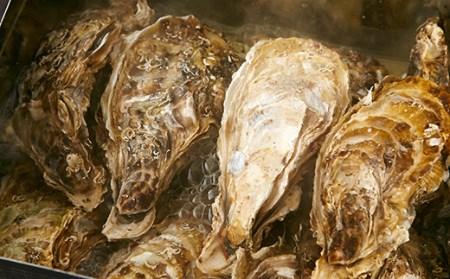 RT246 かき小屋気分が楽しめる牡蠣のガンガン焼きとむき身セット