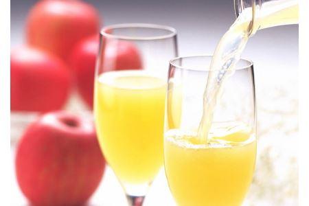 赤い誘惑りんごジュース(195g×30缶) ストレート果汁100%[U0024]