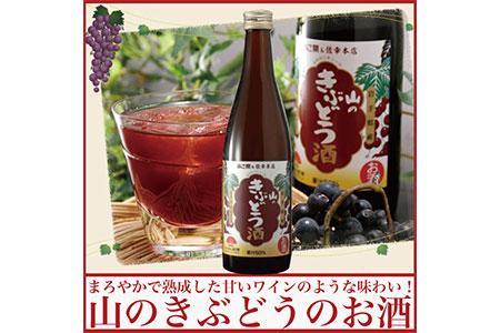 紫波町産の山のきぶどう使用!山のきぶどう酒500ml