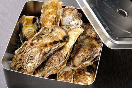 D02812 豪快!漁師の牡蠣カンカン焼きセット