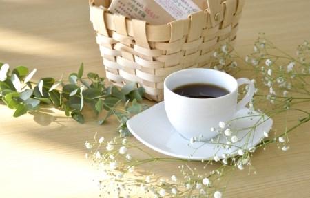 A32008 夜にもおすすめカフェインレスコーヒーと当店オリジナルのブレンドコーヒー(粉)
