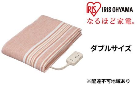 電気しき毛布 EHB-1913-T ブラウン