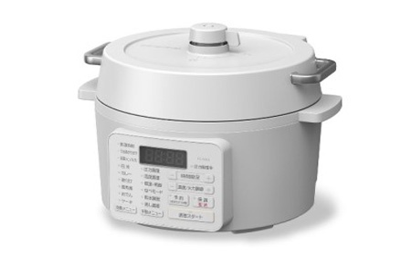 電気圧力鍋2.2L PC-MA2-W