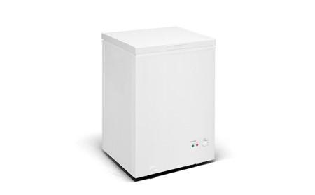 上開き式冷凍庫 100L ICSD-10A-W