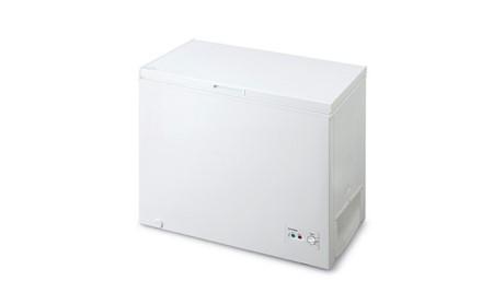 上開き式冷凍庫 198L ICSD-20A-W