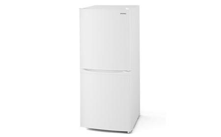 冷蔵庫 142L IRSD-14A-W